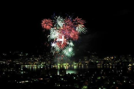 Новый год в Приморском районе отпразднуют на Озере Долгом