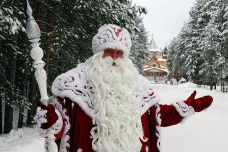 В первые выходные нового года в парке 300-летия Санкт-Петербурга детей будет ждать Дед Мороз